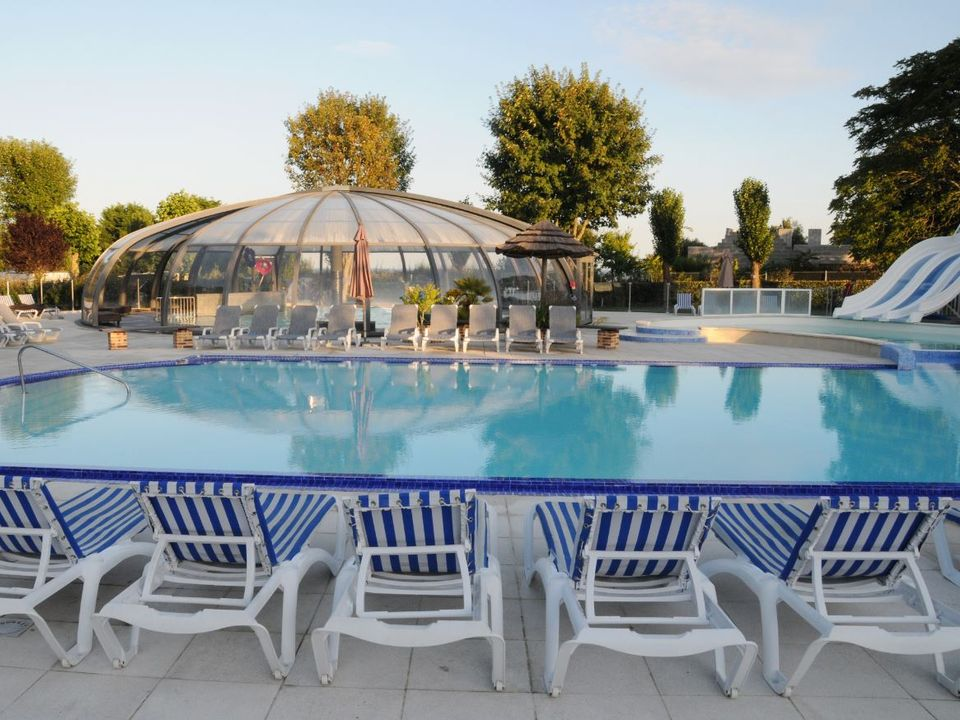 Camping Le Raguènes Plage  - Camping Finistere