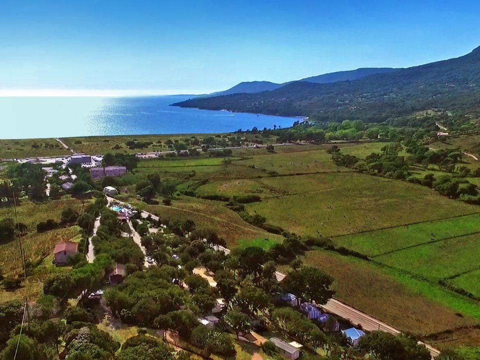 Camping maeva Escapades Le Colomba  - Camping Corse du sud