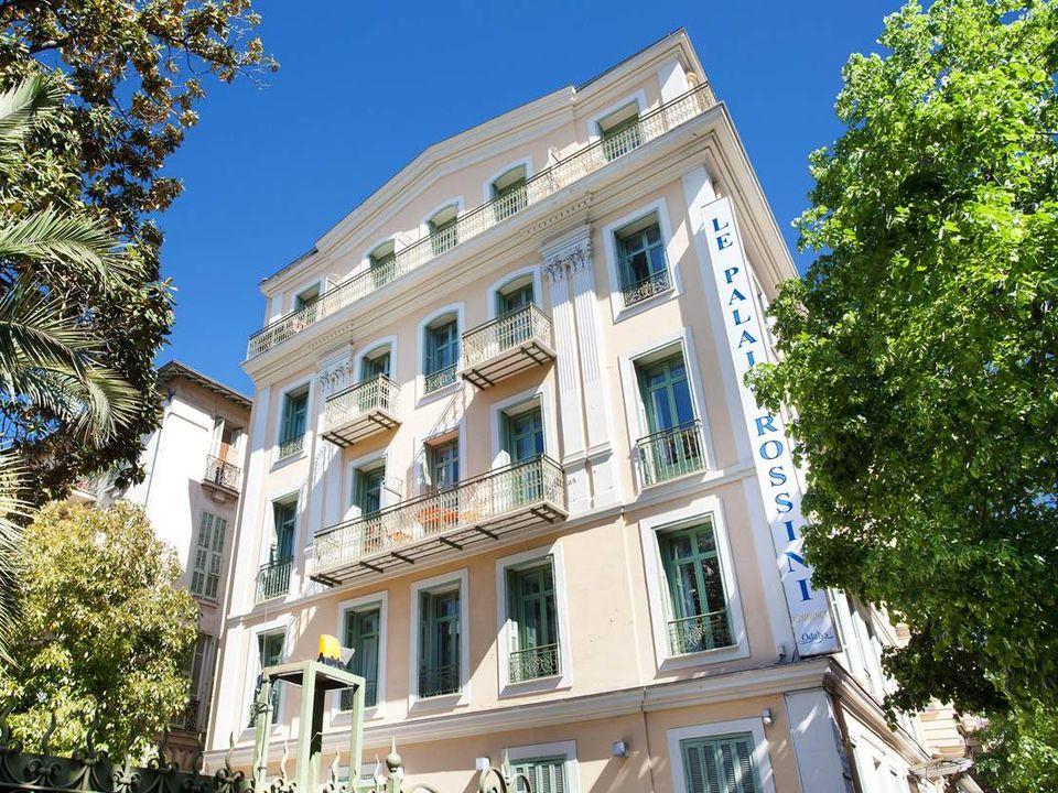 Résidence Palais Rossini - Camping Alpes-Maritimes