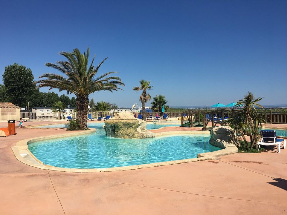 Camping Montpellier Plage, 3*