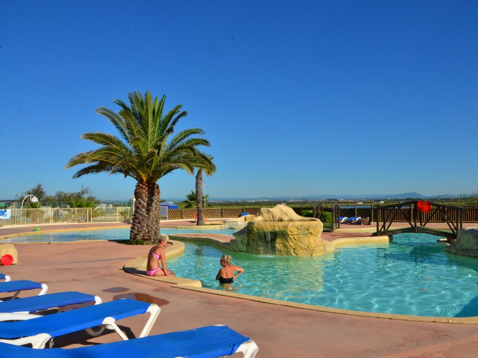 Camping Montpellier Plage - Camping Hérault