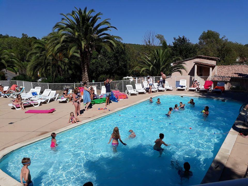Camping L'Orée d'Azur - Camping