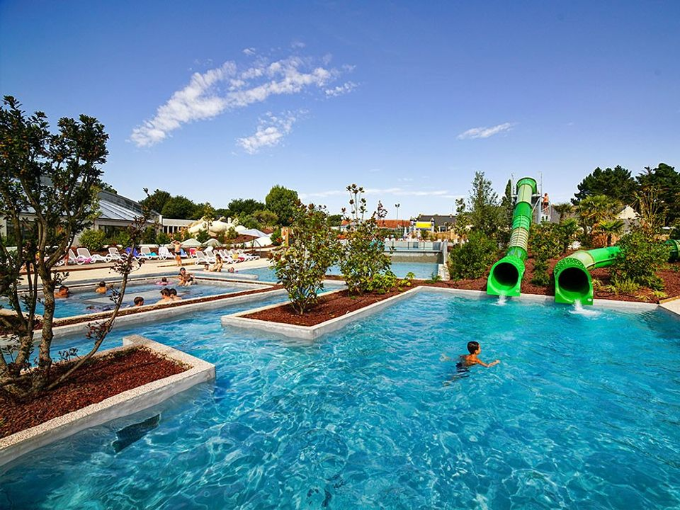 Camping Le Domaine d'Inly - Camping