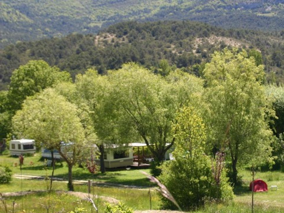 Camping Des Catoyes - Camping Hautes-Alpes
