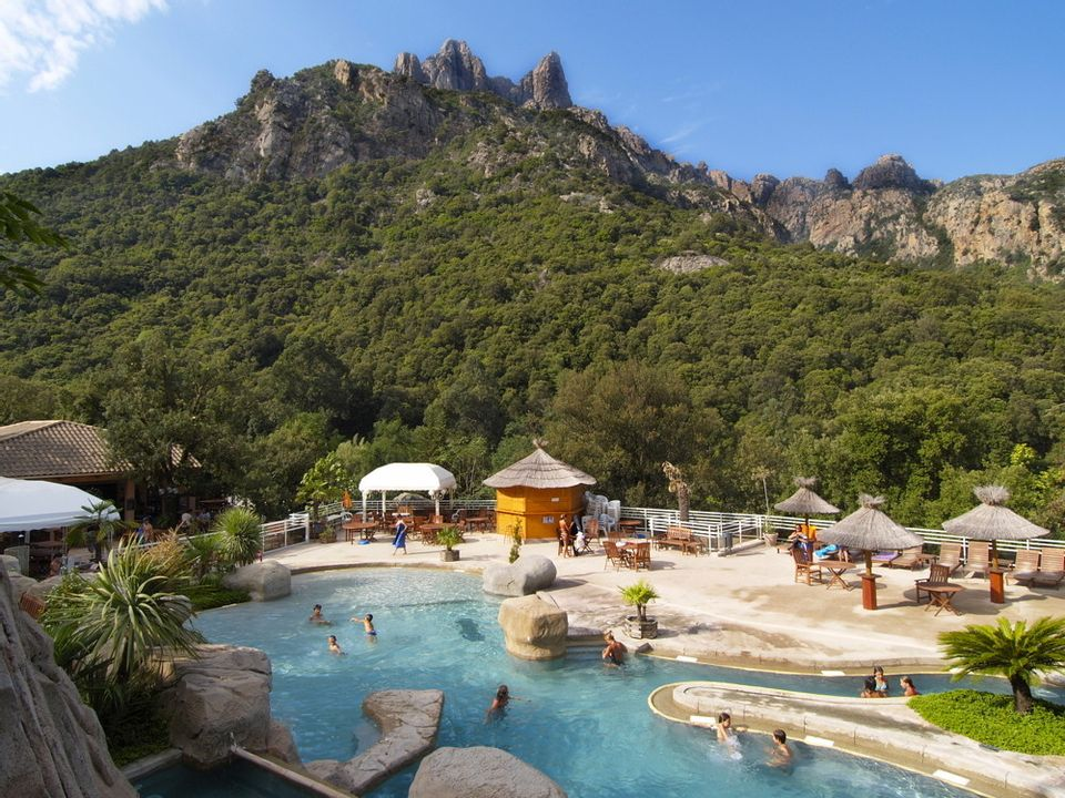 Camping Les Oliviers - Camping Corse du sud