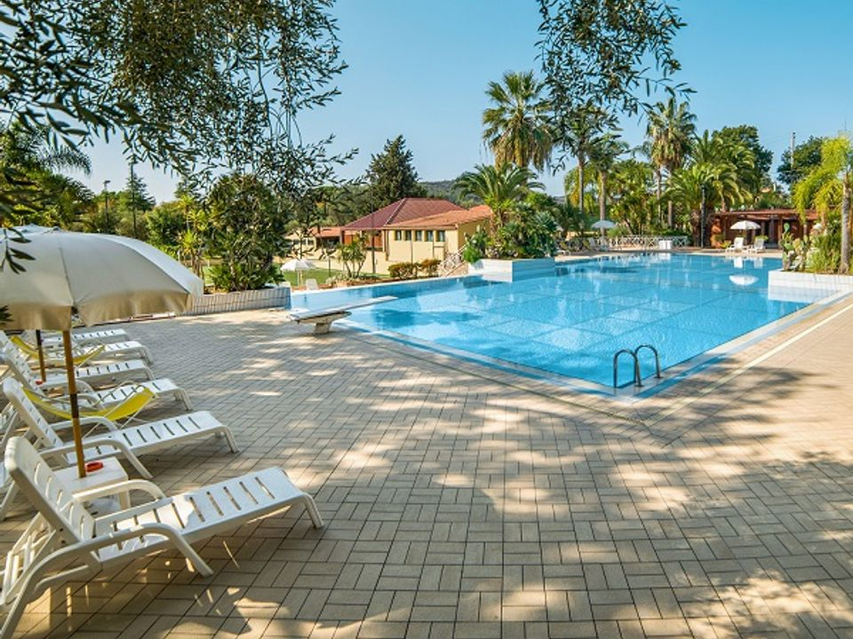 Camping Residence Trivento - Camping Salerne