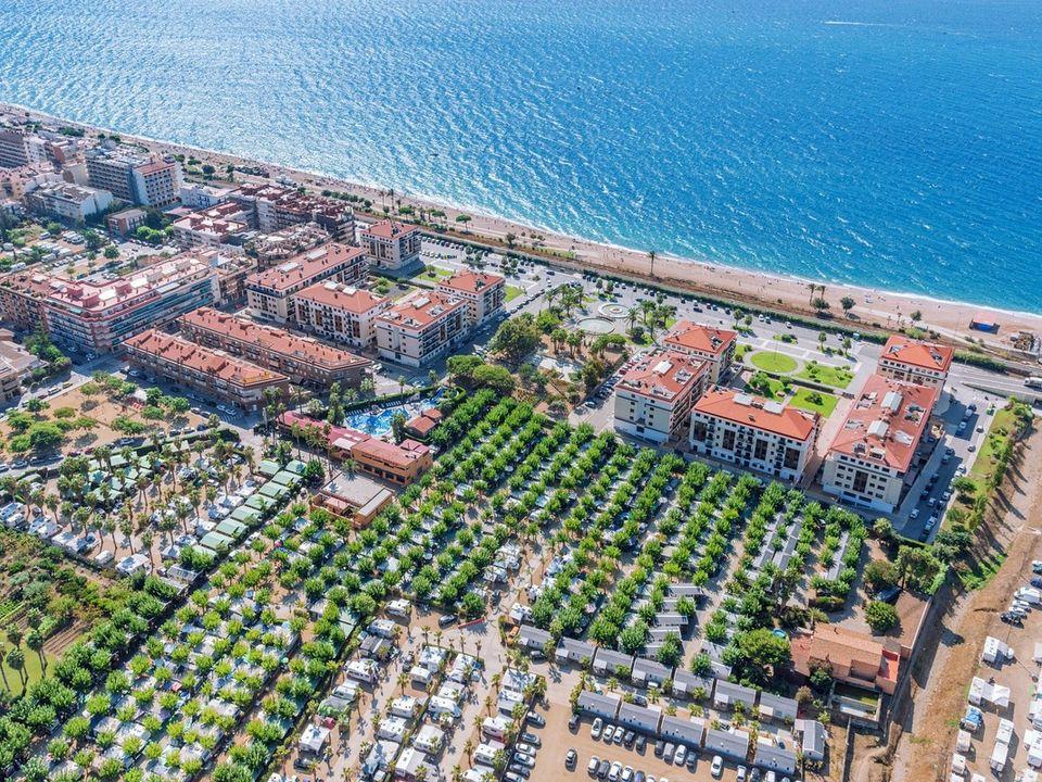 Camping En mar - Camping Barcelone