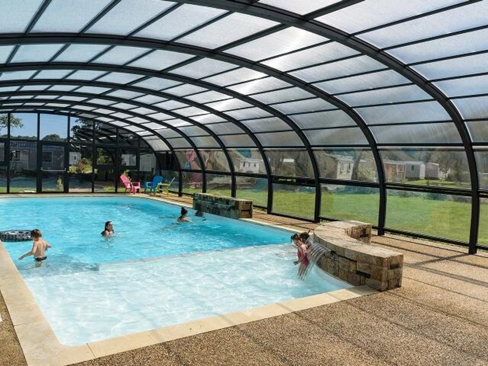Camping Domaine de Mesqueau - Camping Finistere