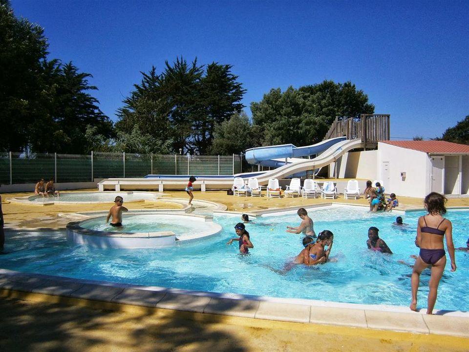 Camping Les 3 Chênes  - Camping Loire-Atlantique