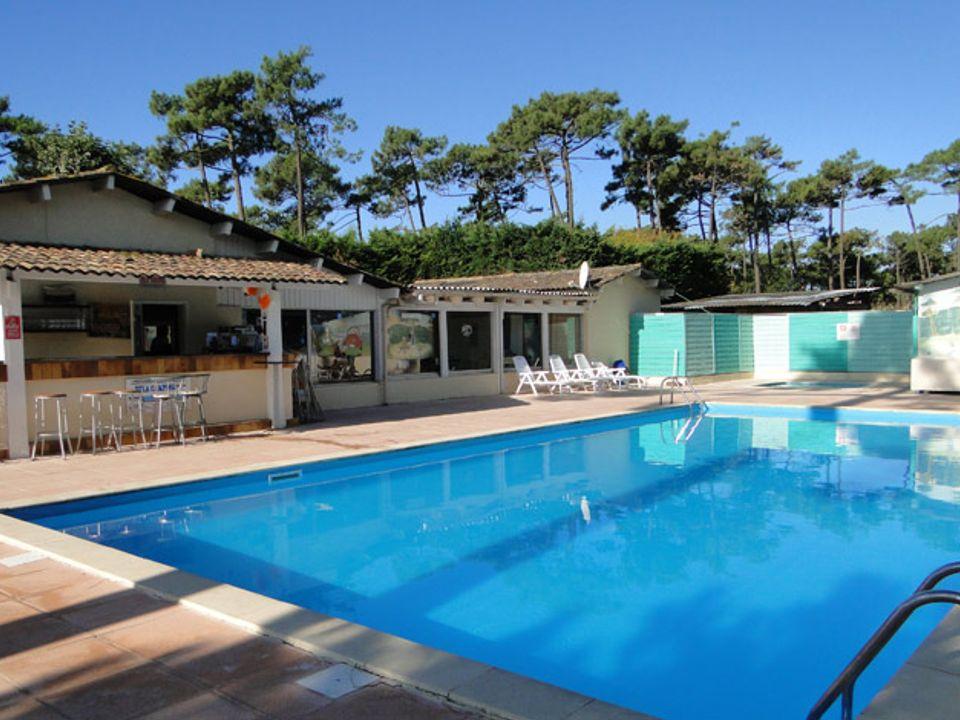 Camping Airotel Pyla - Camping Gironde