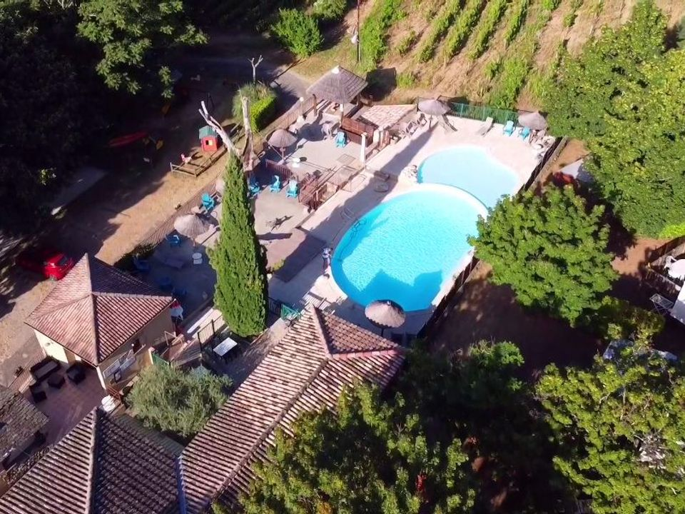 Camping Les Cruses - Camping Ardeche
