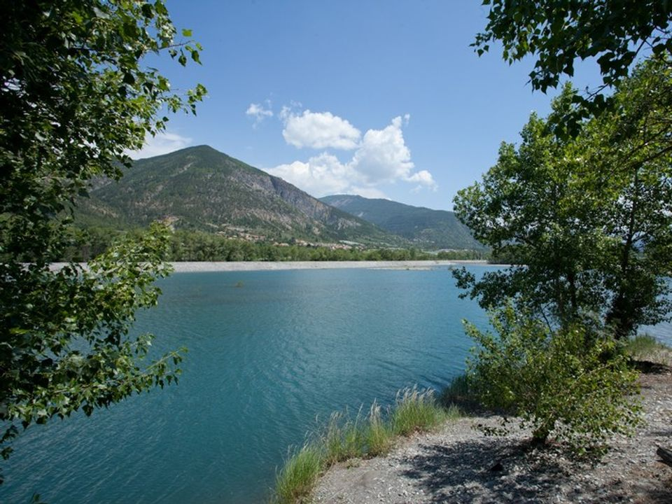 Les Ecolodges des 3 Lacs - Camping Hautes-Alpes