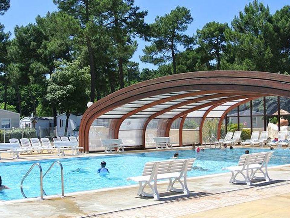 Camping Siblu La Pignade - Funpass inclus - Camping Charente-Maritime