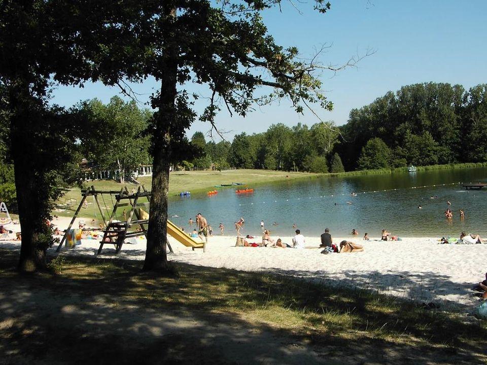 Camping du Lac de Lislebonne - Camping Lot e Garonna