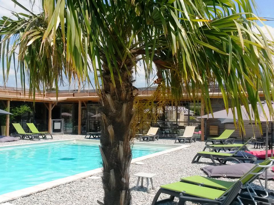 Camping Lodges en Provence - Camping Vaucluse