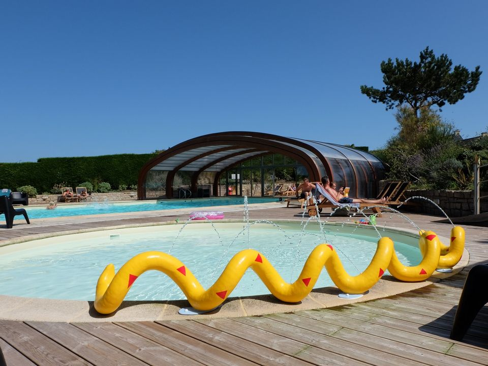 Camping Le Châtelet  - Camping