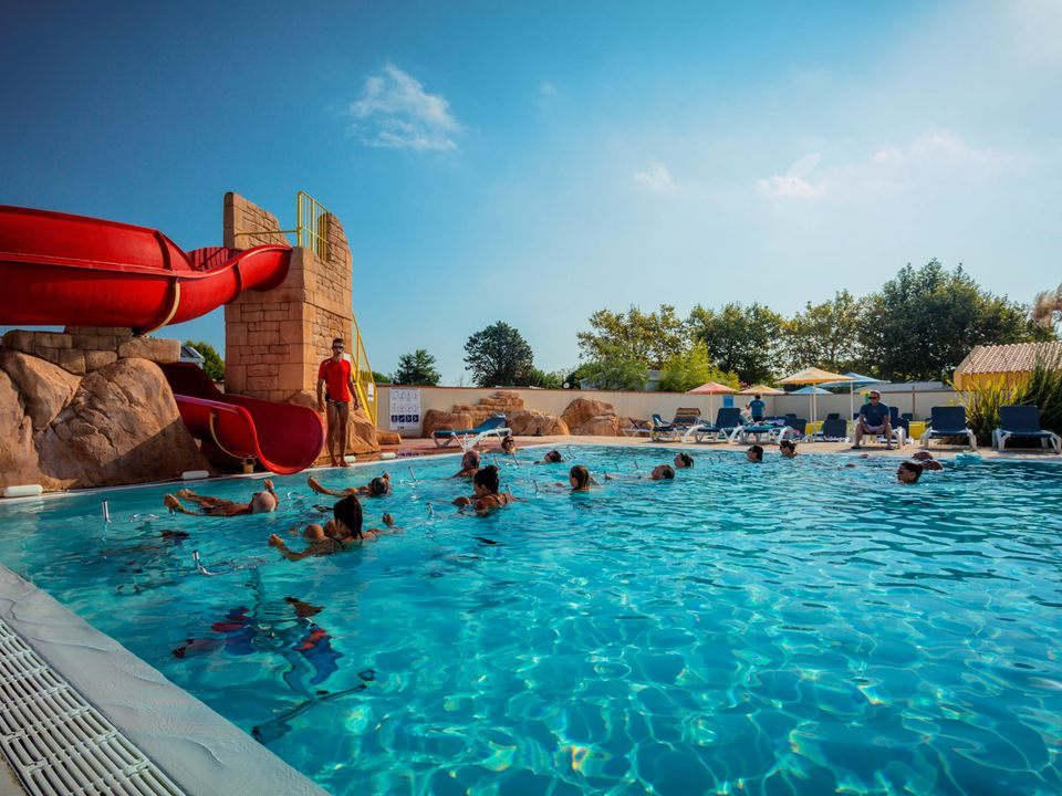 Camping Le Roussillon, 4* - 1