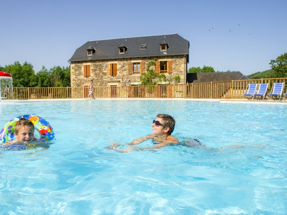 Camping La Boissière - Camping Aveyron