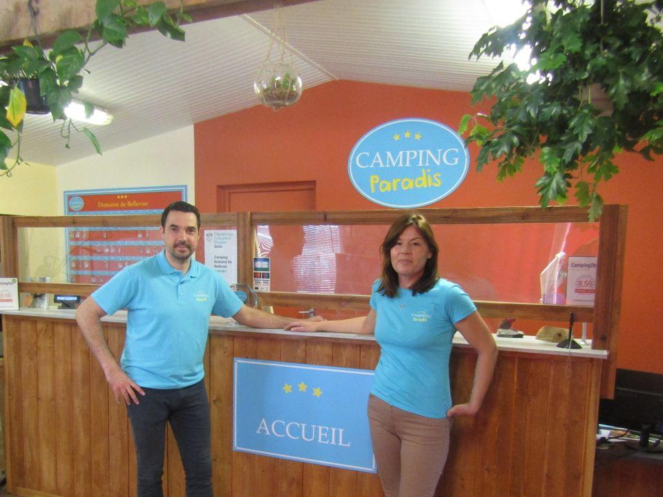 Camping Domaine de Bellevue - Camping Paradis, 3* - 18