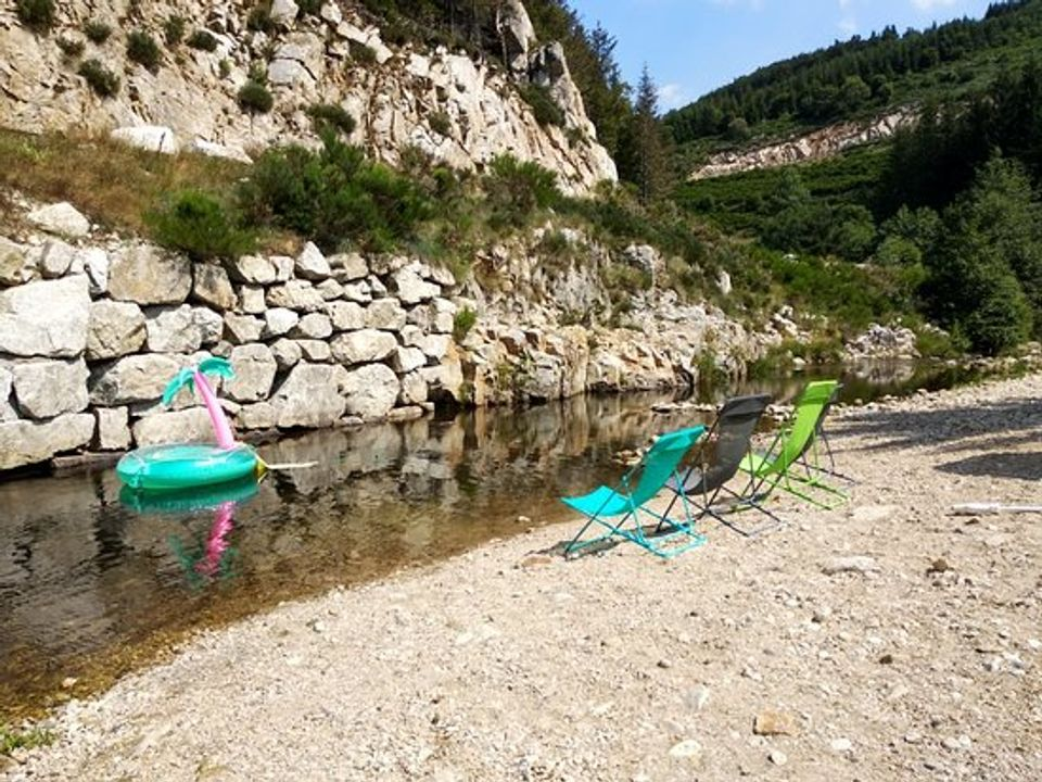 Camping Les Airelles - Camping Ardeche