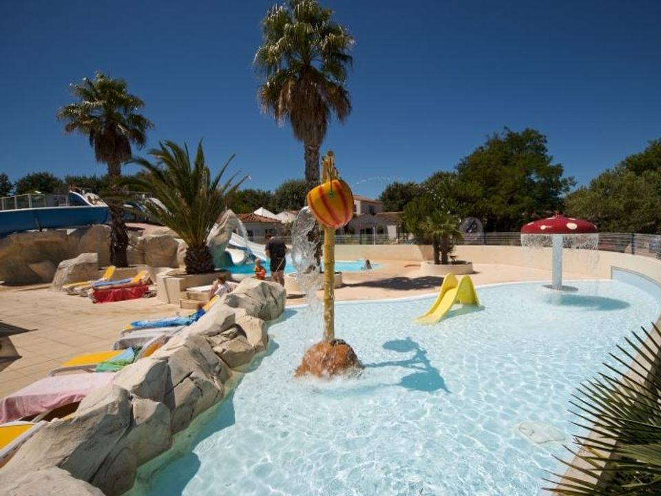 Camping Le Suroit - Camping Charente-Marítimo