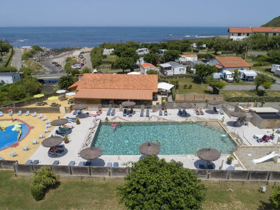 Camping L' International Erromardie - Camping Pyrenees-Atlantiques