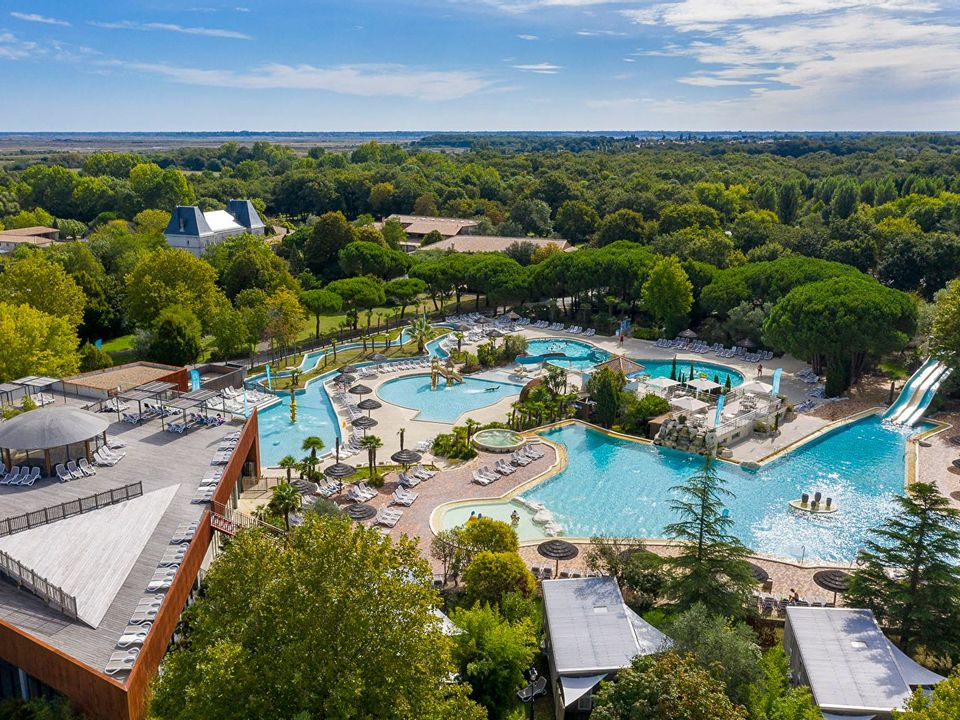 Camping Sequoia Parc - Camping Charente-Maritime