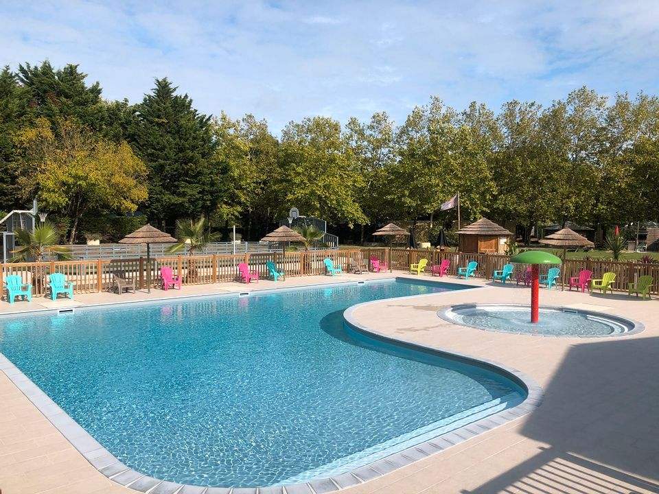 Camping Les Maraises - Camping Charente-Marítimo