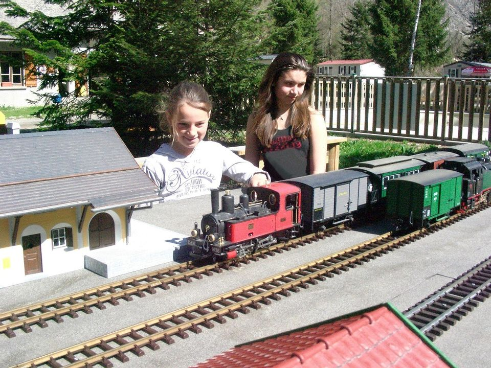 Camping Le Bocage  - Camping Hautes-Alpes