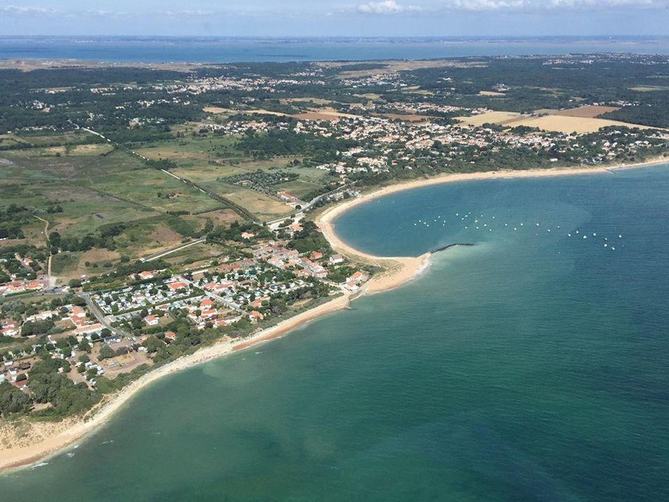 Camping les Flots Atlantique - Camping Charente-Maritime
