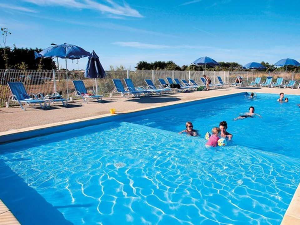 Résidence Terre Marine - Camping Charente-Maritime