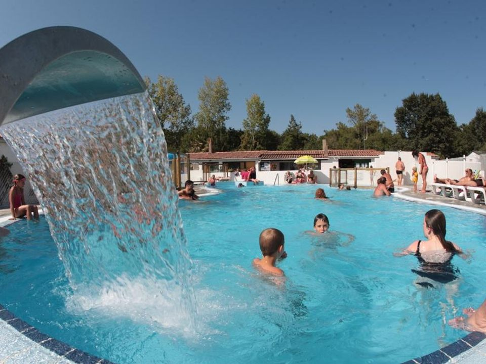 Camping Les Cercelles - Camping Charente-Maritime