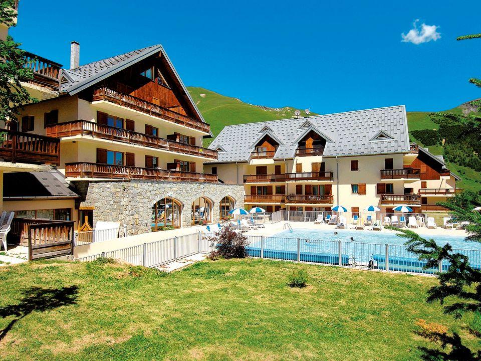 Résidence Les Sybelles - Camping Savoie