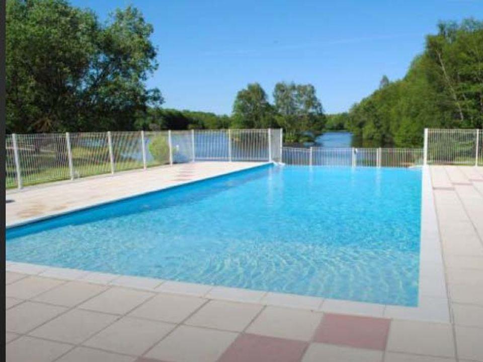 Camping Parc des Joumiers - Camping Yonne