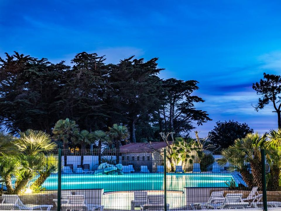 Camping Sea Green Les Grenettes  - Camping Charente-Maritime
