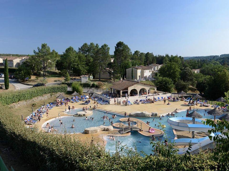 Résidence-Club Le Domaine des Hauts de Salavas - Camping Ardèche