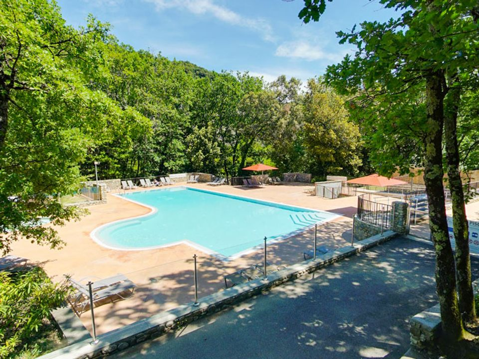 Camping Domaine Des Blachas - Camping