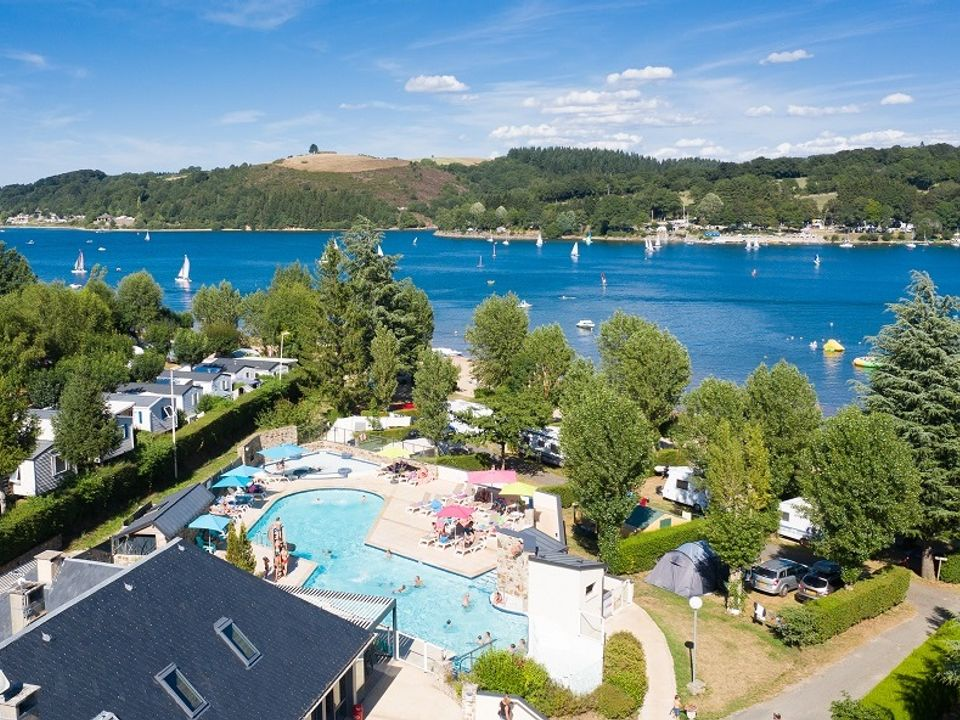 Camping Les Genêts  - Camping Aveyron