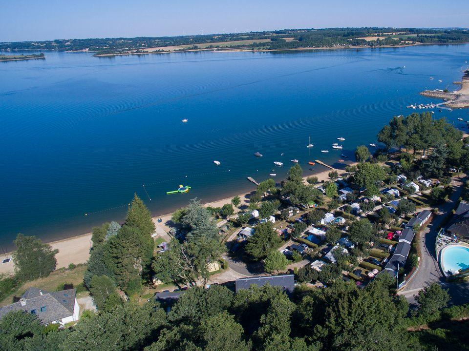 Beau Rivage - Camping Sites et Paysages, 4*