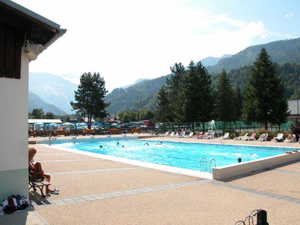 Camping Les locations de Mobil-homes Chevrot Loisirs - Camping Haute-Savoie