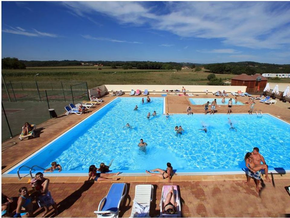 Camping de Maillac - Camping Dordogne