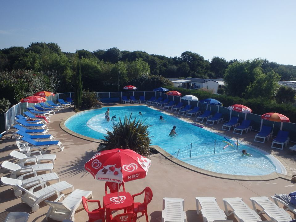 Camping Les Mouettes - Camping