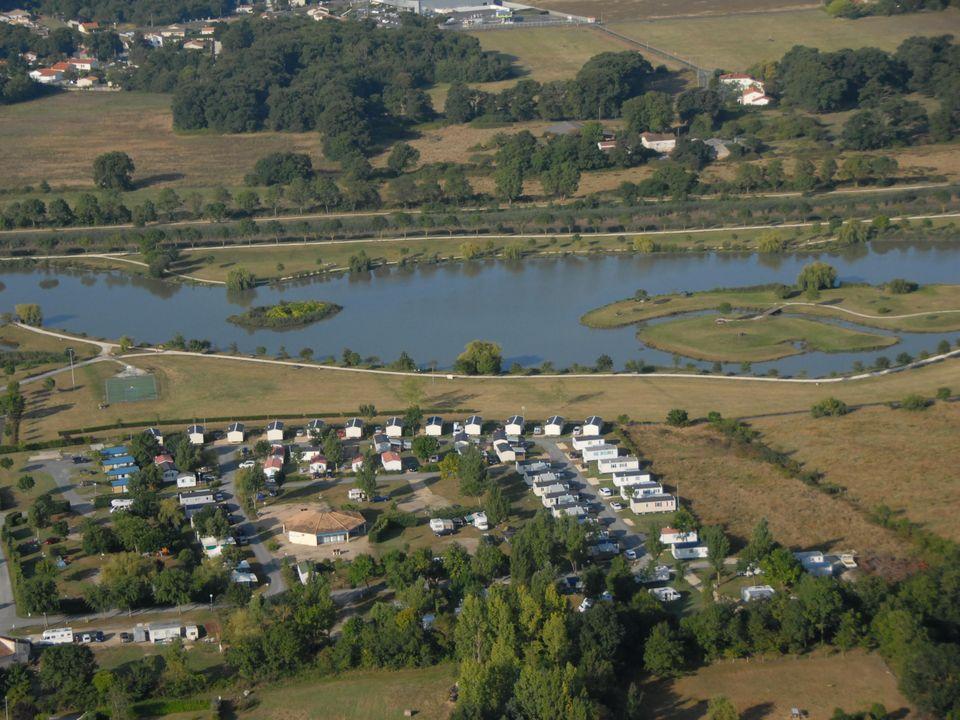 Camping du Lac de Saujon - Camping Charente Marittima