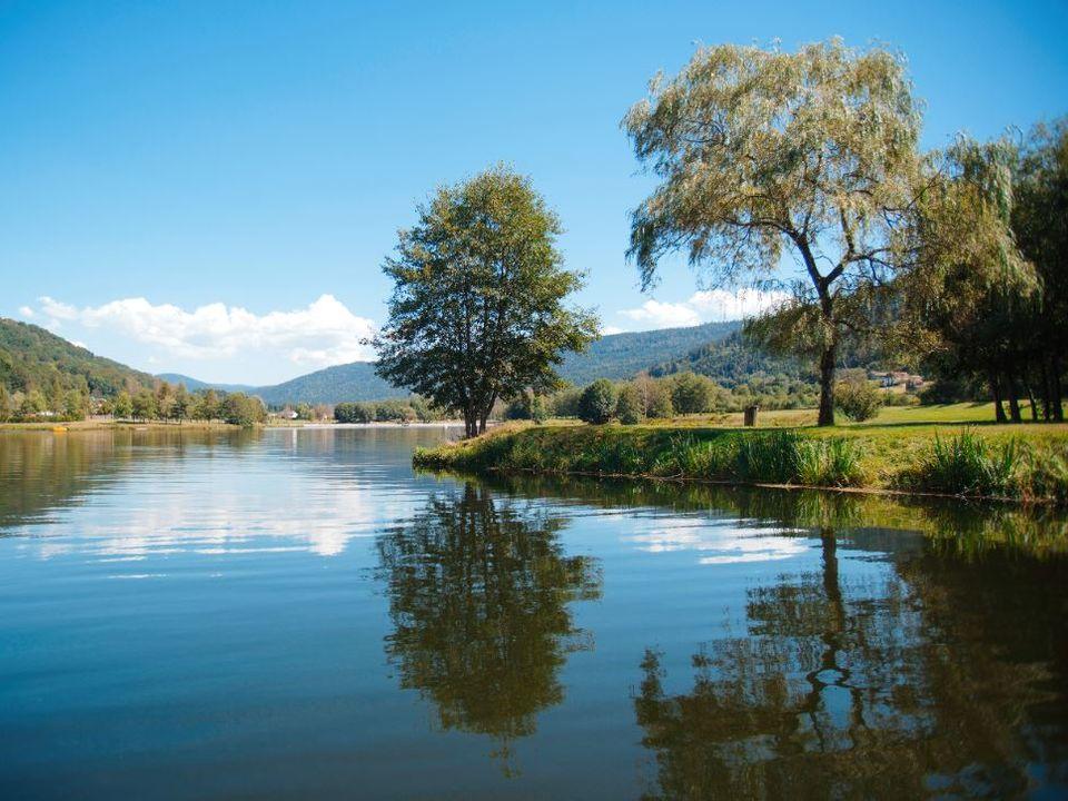 Camping du Lac de Moselotte - Camping Vosgos
