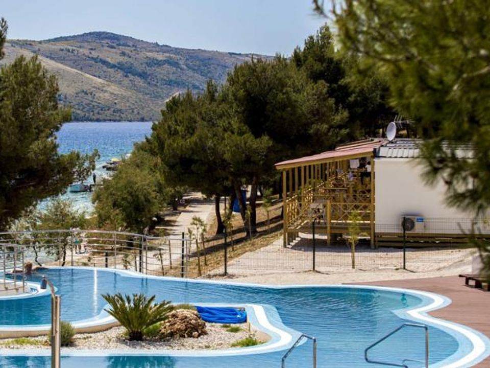 Camping  Belvedere - Camping Dalmatie du sud