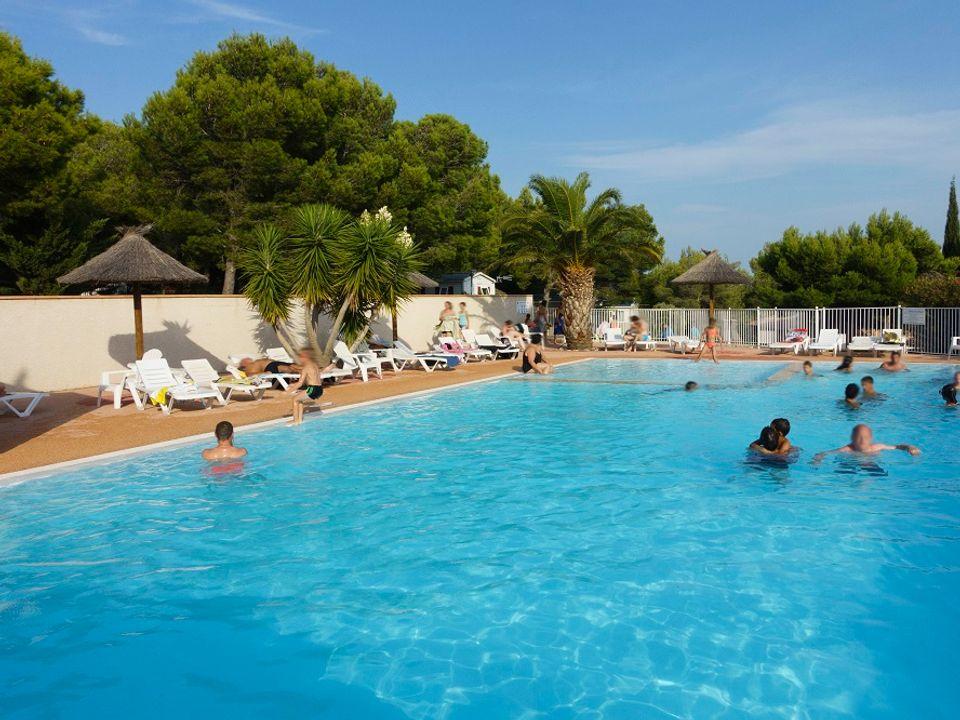 Camping La Grange Neuve - Camping Aude