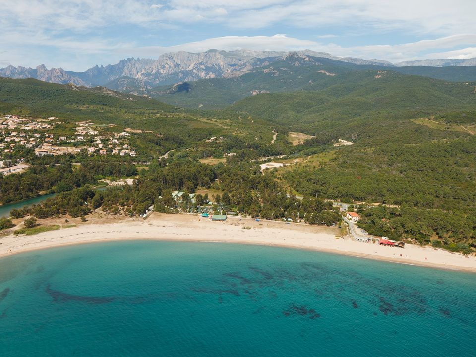 Camping Des Nacres - Camping Corsica