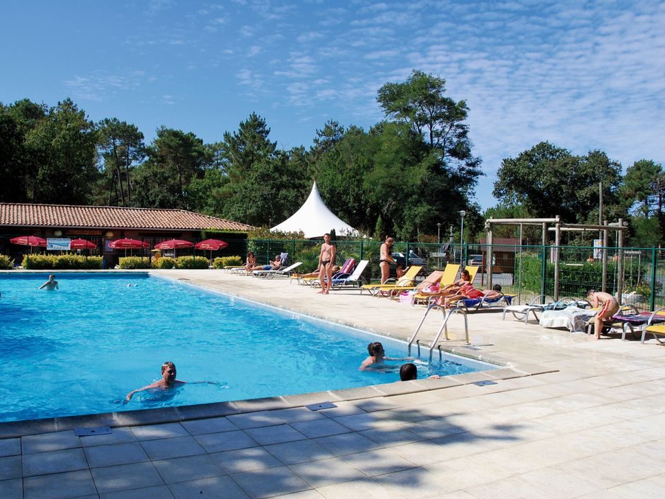 Camping Les Genêts - Camping Gironde