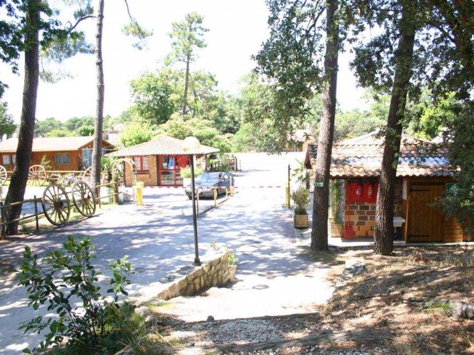 Camping Mussonville - Camping Gironde