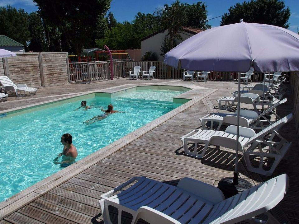 Camping de La Geres - Camping Charente-Maritime